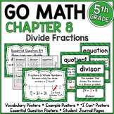 Go Math 5th Grade Chapter 8 Resource Packet