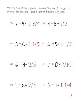 Go Math 5th Grade Chapter 8 Test