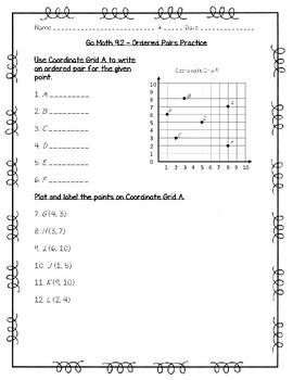 go math 5th grade chapter 9 algebra patterns and. Black Bedroom Furniture Sets. Home Design Ideas
