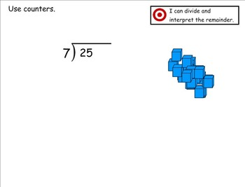Go Math Aligned - Chapter 4 Lesson 2  Divide with Remainders
