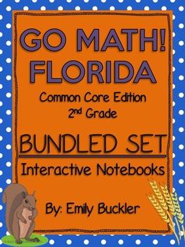 Go Math BUNDLED Interactive Notebooks