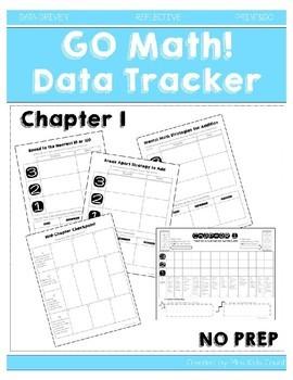 Go Math! Ch. 1 Data Tracker