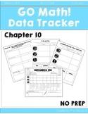 Go Math! Ch. 10 Data Tracker