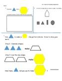 Go Math Ch. 11/12  First Grade -Formative Assessment