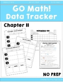 Go Math! Ch. 11 Data Tracker
