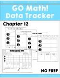 Go Math! Ch. 12 Data Tracker