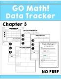 Go Math! Ch. 3 Data Tracker