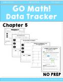 Go Math! Ch. 5 Data Tracker