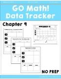 Go Math! Ch. 9 Data Tracker