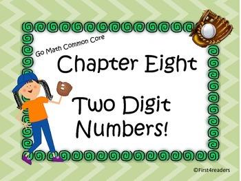 Go Math Ch Eight Focus Wall