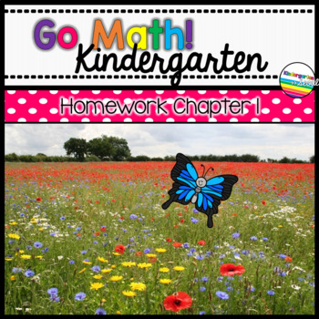 Go Math! Chapter 1 Kindergarten Homework