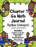 Go Math Chapter 1 Math Journal Pages Grade 2