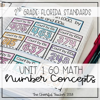Math Goals Second Grade Worksheets Teaching Resources TpT