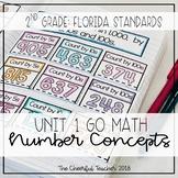 2nd Grade Go Math! Interactive Notebook: Chapter 1 ~ Flori