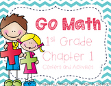 Go Math Chapter 1 Pack- 1st Grade