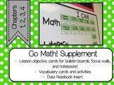 Go Math! Chapter 1 Supplement