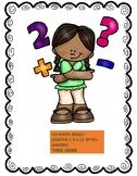 Go Math Chapter 1 Third Grade 1.9-1.12