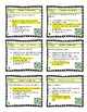 Go Math! Chapter 1 Vocabulary Task Cards