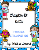 Go Math Chapter 10 Review for Second Grade