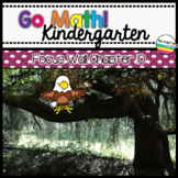 Go Math! Chapter 10 Kindergarten Focus Wall