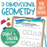 Go Math Chapter 11 3D Shapes