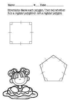 Go Math Chapter 11 - 5th Grade - Geometry and Volume Practice - Summer