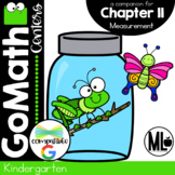 Go Math-Kinder Math Centers, Measurement,Ch.11