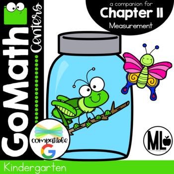 Go Math-Kinder Math Centers, Measurement,Ch.11
