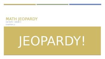 Perimeter and Area Jeopardy (Grade 3)