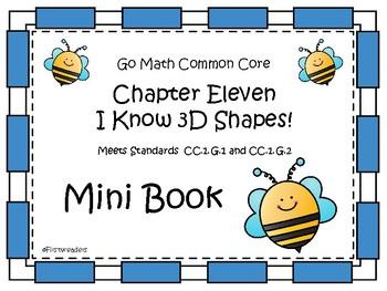 Go Math Chapter 11 Mini Book