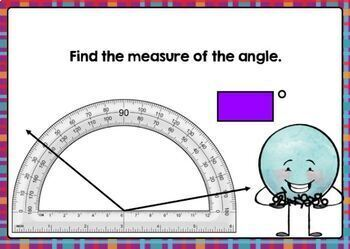 Go Math Chapter 11 Review: Angles