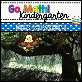 Go Math! Chapter 11 Kindergarten Focus Wall