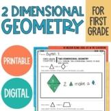 Go Math Chapter 12 2D Shapes