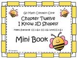 Go Math Chapter 12 Mini Book