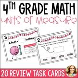 4th Grade Test Prep: Customary and Metric Measurement