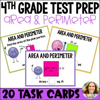 Go Math Chapter 13 Review Task Cards-4th Grade