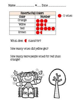 Go Math Chapter 2 - 3rd Grade - Represent & Interpret Data - Autumn