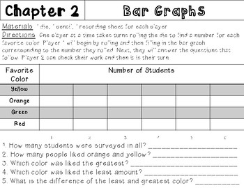 Go Math- Chapter 2 Centers