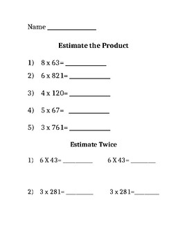 Go Math Chapter 2 Lesson 4 Extra Resource