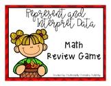 3rd Grade Represent and Interpret Data Review Game