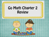 Go Math Chapter 2 Review - Kindergarten