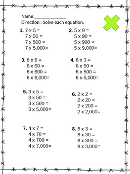 Go Math Chapter 2 Review and Practice
