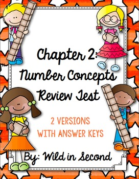 Go Math Chapter 2 Review for Second Grade