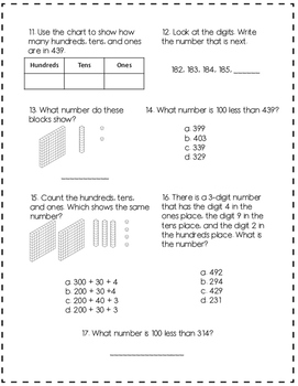 Go Math Chapter 2 Study Guide