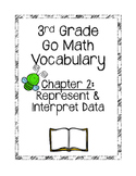 **Freebie**Go Math Chapter 2 Vocabulary Cards