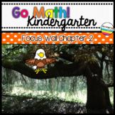 Go Math! Chapter 2 Kindergarten Focus Wall