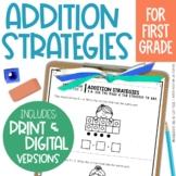 Go Math Chapter 3 Addition Strategies