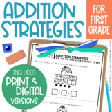 Go Math Chapter 3 Addition Strategies