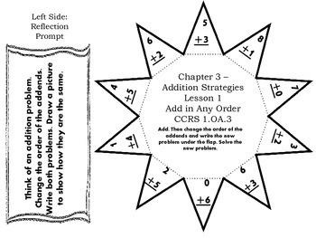 Go Math - Chapter 3- Interactive Journal