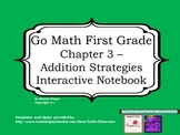 Go Math - Chapter 3- Interactive Journal